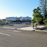 Carkpark redevelopment